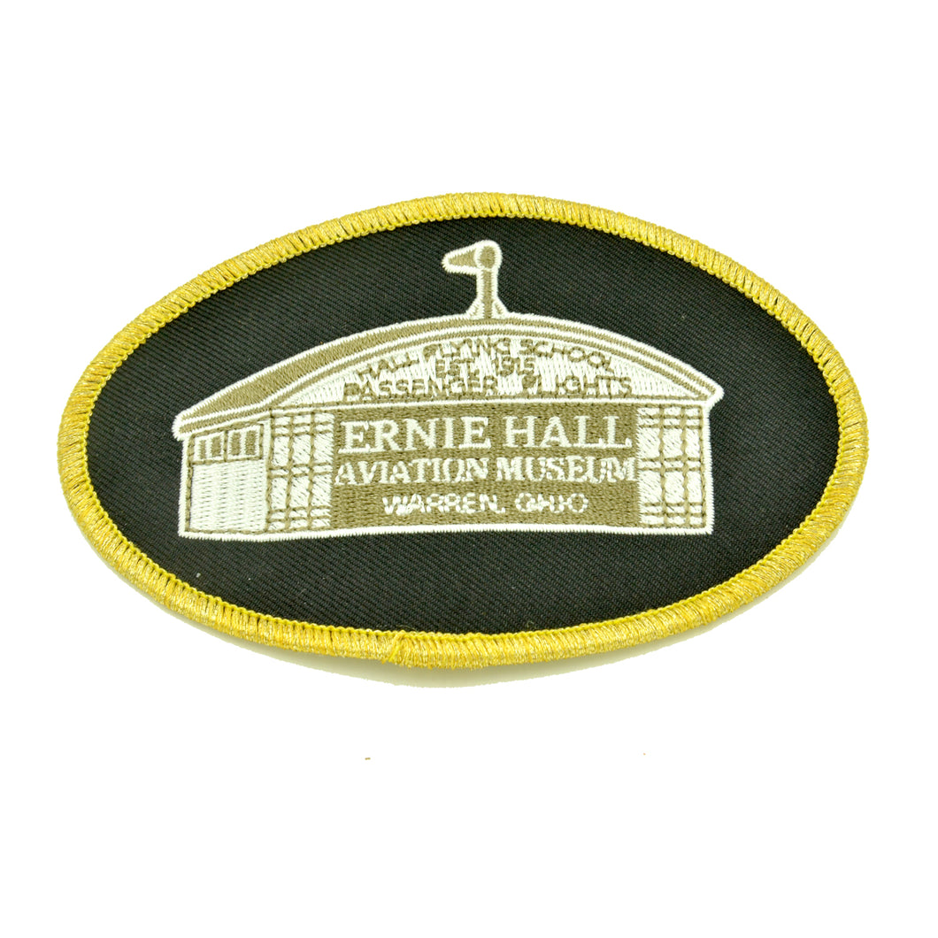 Ernie Hall Museum Patch