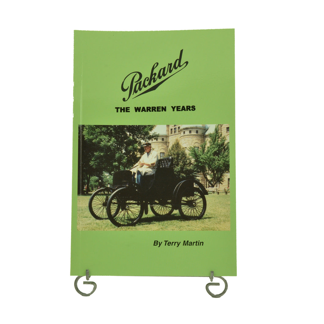 Packard-The Warren Years , Book by Terry Martin