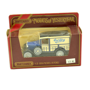 Matchbox - Models of Yesteryear
