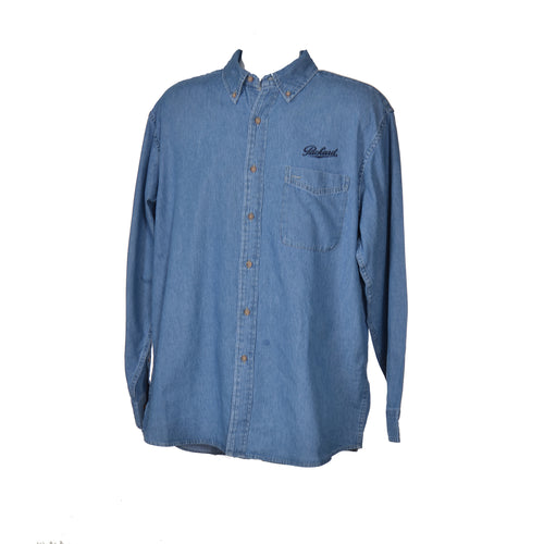 Adult Long Sleeve Denim