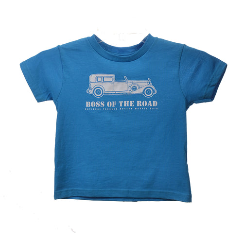 Kids Boss of the road T-Shirt