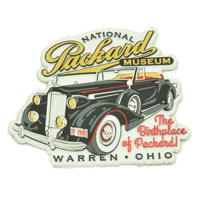 Magnet- The birthplace of Packard