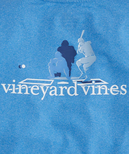 Vineyard Vines - Boys' Batter Up Short-Sleeve Performance Tee