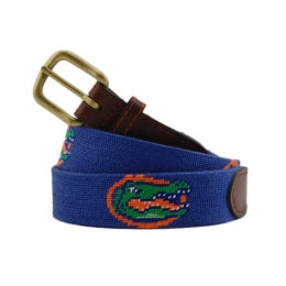 Florida Needlepoint Belt