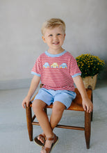 Load image into Gallery viewer, LITTLE ENGLISH - CARS T-SHIRT SHORT SET