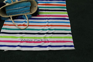 WINTER PARK  BEACH TOWEL