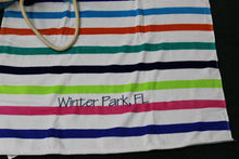 Load image into Gallery viewer, WINTER PARK  BEACH TOWEL