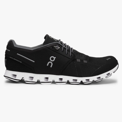 On Running - Men's Cloud  Black | White