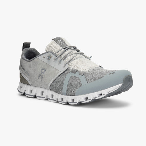 On Running - Men's Cloud Terry Silver