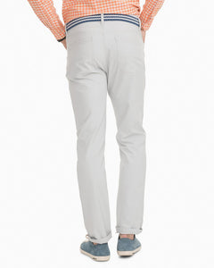 SOUTHERN TIDE - INTERCOASTAL PERFORMANCE PANT - SEAGULL GREY