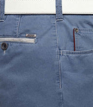 Load image into Gallery viewer, MEYER 5 POCKET COTTON MED BLUE