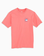 Load image into Gallery viewer, SOUTHERN TIDE - ORIGINAL SKIPJACK SHORT SLEEVE T-SHIRT - SUNKIST CORAL