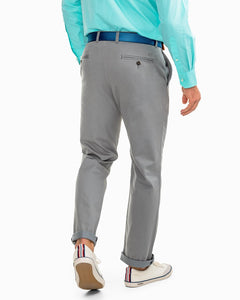 SOUTHERN TIDE - THE SKIPJACK PANT - STEEL GREY