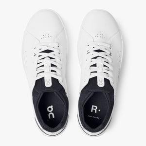 On Running - ROGER Advantage  White | Midnight