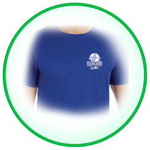 Load image into Gallery viewer, Short Sleeve We Do It on the Dock T- Shirt