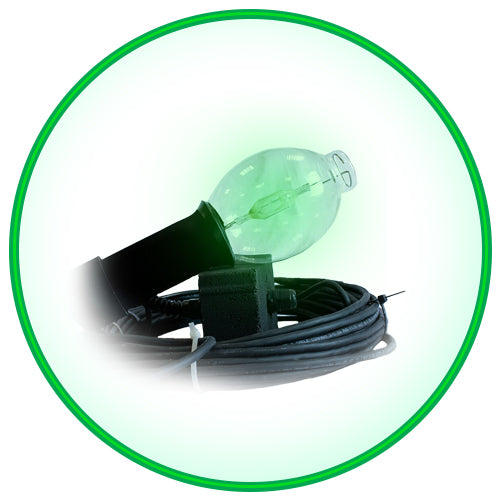 Super Mega Brite Replacement Bulb (400 Watts)