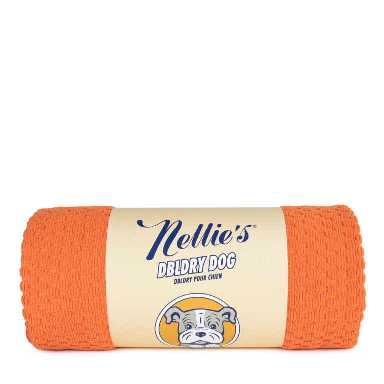 Nellie's Double Dry Dog Towel