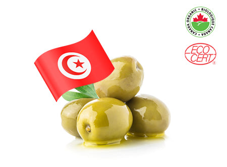 Organic Tunisia Extra Virgin Oilve Oil