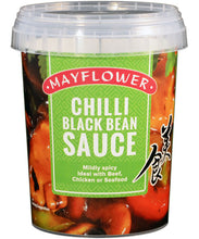 Load image into Gallery viewer, Mayflower Chilli Black Bean Sauce