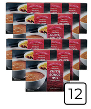 Load image into Gallery viewer, Mayflower Curry Sauce Mix 12-Pack Case