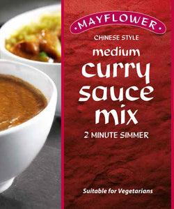 Mayflower Curry Sauce Mix