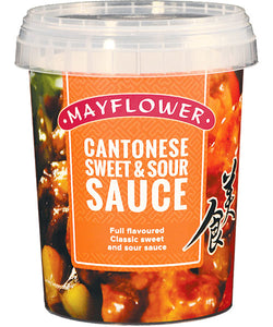 Mayflower Cantonese Sweet & Sour Sauce