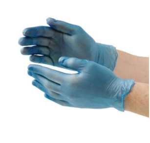 Latex Free Vinyl Gloves