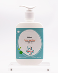 Hand Sanitiser - 70% Alcohol 500ml