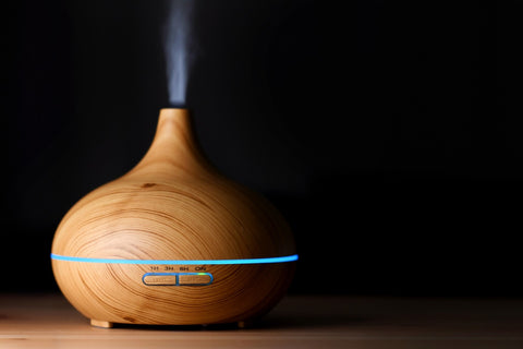 Neem Oil In Oil-Diffusers to Purify Air