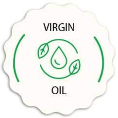 Virgin and Cold Pressed