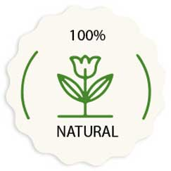 100% Natural and Herbal