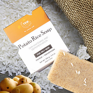 Benefits of Potato Rice soap