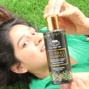 Sulphate-Free Herbal Shampoo