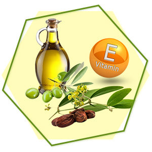 Vitamin-E & Jojoba Oil