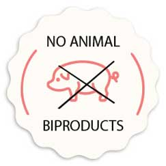 No Animal byproducts
