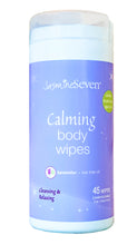 Load image into Gallery viewer, Calming Body Wipes – Natural Lavender and Tea Tree