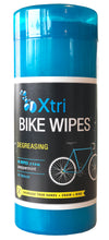 Load image into Gallery viewer, Xtri Bike Wipes - Canister