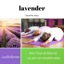 Load image into Gallery viewer, Yoga Mat & Body Wipes - Lavender Tea Tree Canister