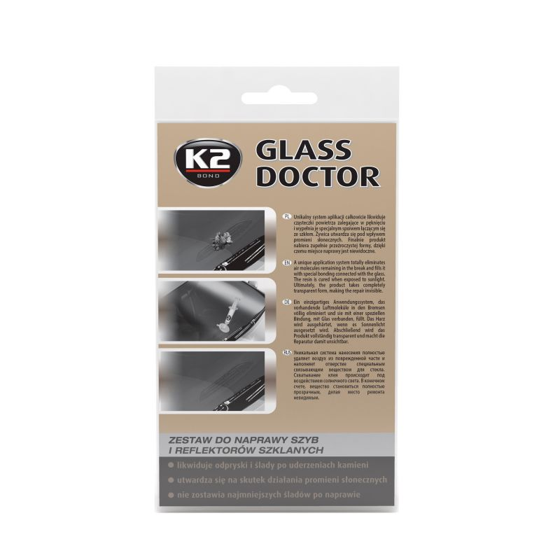 K2 Glass Doctor - лепак за стакло