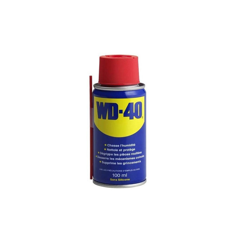 WD40 100 мл. - Мултинаменски спреј