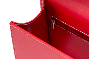 """12 Gauge"" Bag - Red"