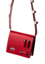 "Load image into Gallery viewer, ""12 Gauge"" Bag - Red"