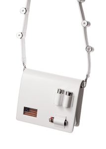 """12 Gauge"" Bag - White"