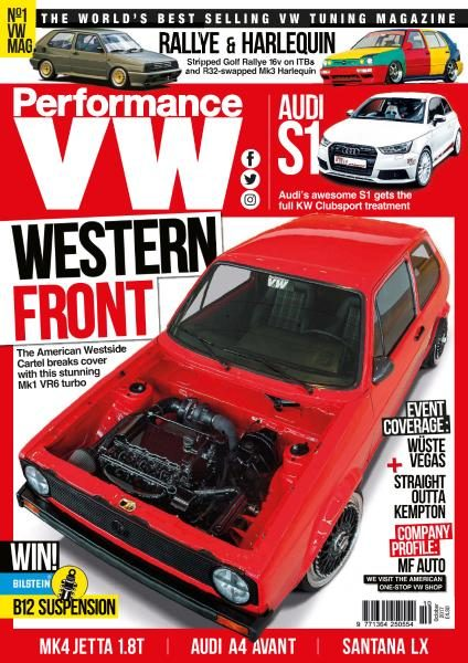 Performance VW Magazine - October 2017