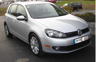 2010 TDI VW Golf  6 speed