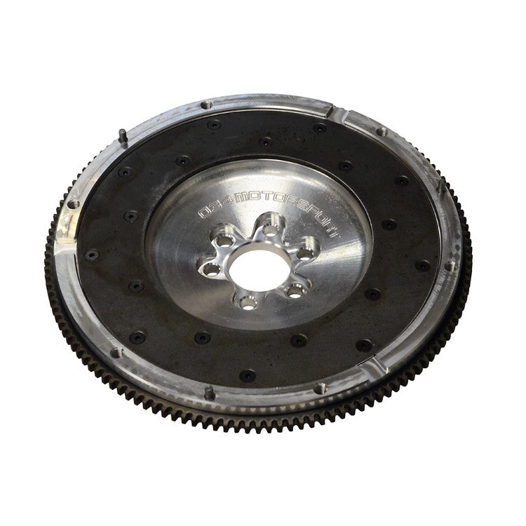 034Motorsport - 034-503-1026 - FLYWHEEL, ALUMINUM, LIGHTWEIGHT -- Audi (Mk1) A3 & TT; Volkswagen (Mk4) Golf, Jetta, New Beetle -- with 1.8T engines --02M 6-Speed Manual ONLY