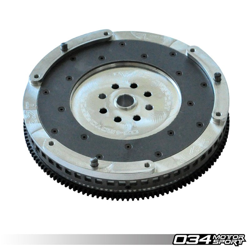 034Motorsport - 034-503-1013 - FLYWHEEL, ALUMINUM, LIGHTWEIGHT -- Audi (B5) S4/RS4 (C5) A6, Allroad; with 2.7T engines.