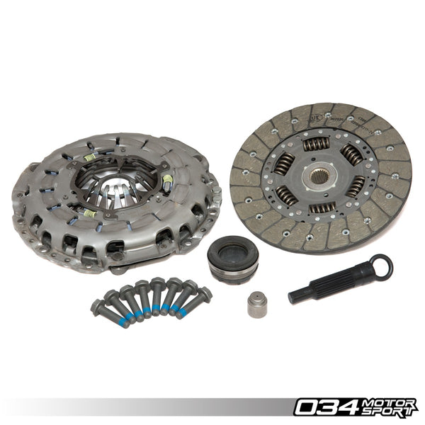 034Motorsport - 034-502-0000-OE - OEM CLUTCH KIT -- Audi (B5) RS4 --2.7T engines.