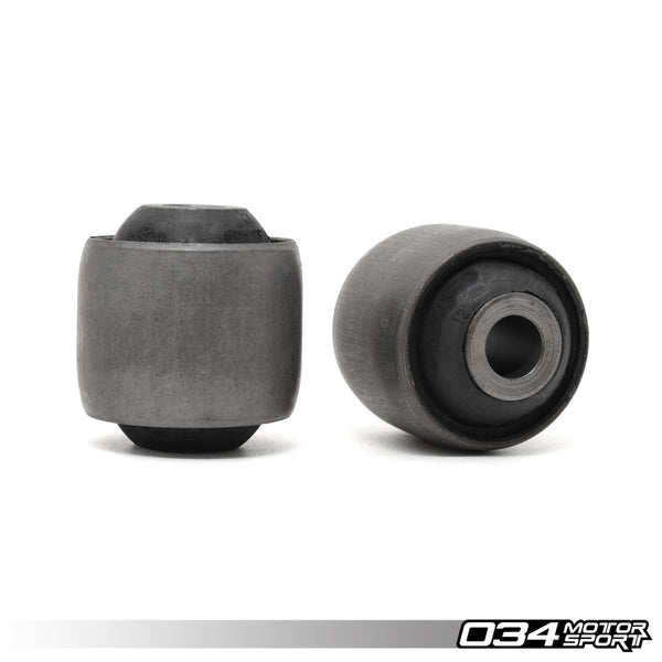 034Motorsport DIFFERENTIAL CARRIER BUSHING PAIR, INNER -- Audi (C3/C4) Chassis, 5000, 100, 200, S4, S6, V8 Quattro