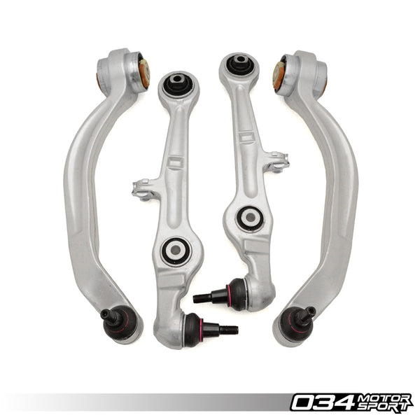034Motorsport DENSITY LINE LOWER CONTROL ARM KIT -- Audi (B6) A4/S4 (B7) A4/S4/RS4